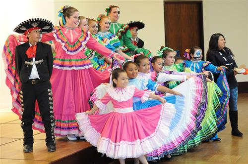 Spanish Dance Image