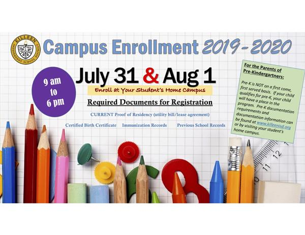 Campus Enrollment