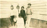 Early students of Reeces Creek
