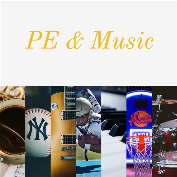 music and pe