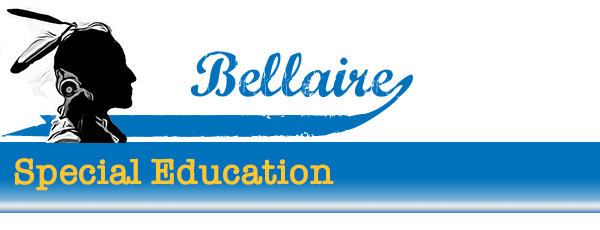 Bellaire Special Education background image