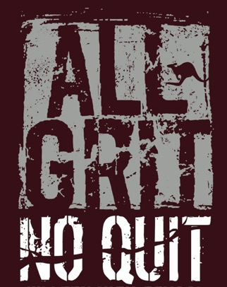 All Grit No Quit