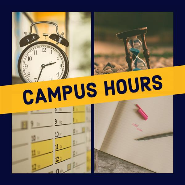 campus hours image