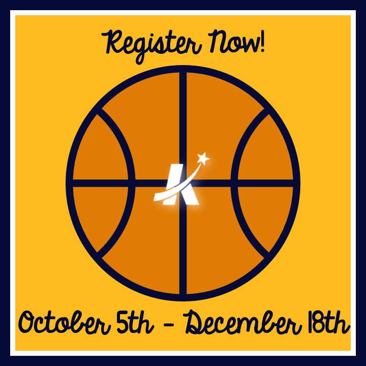 Register now for the 2021 Girls' Basketball League!