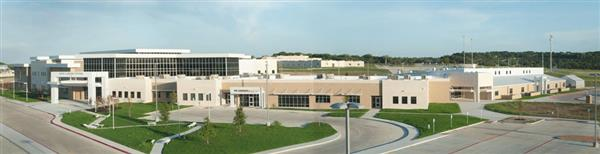Front image of the KISD Career Center