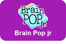 Website for Brain Pop jr